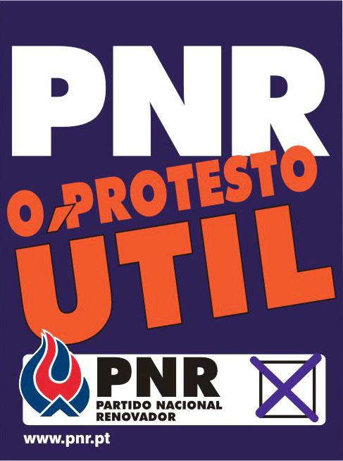 PNR protesto util